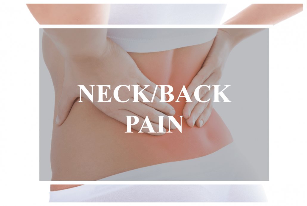chiropractor for neck back pain